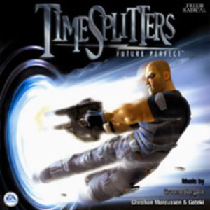 """Timesplitters Future Perfect""的封面"