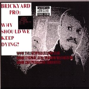 Image for 'Brickyard Pro: Why Should We Keep Dying?'
