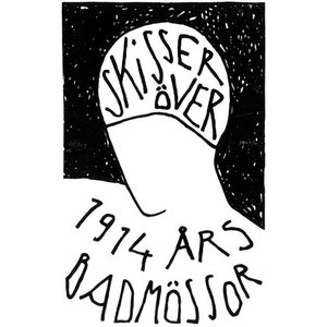 Image pour 'Skisser Över 1914 Års badmössor'