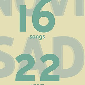 Image for '16 Songs 22 Years'