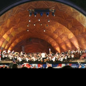 Image pour 'Boston Pops Orchestra'
