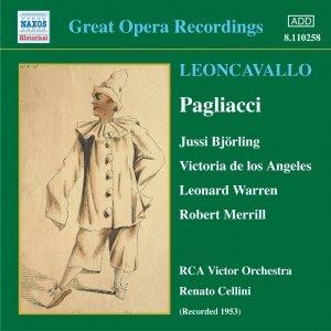 Image for 'La Commedia: No, Pagliaccio non son (Canio, Chorus, Silvio, Nedda)'