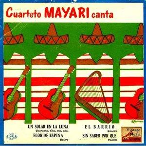 """Image for 'Vintage Puerto Rico Nº2 - EPs Collectors """"Cuarteto Mayari Canta""""'"""