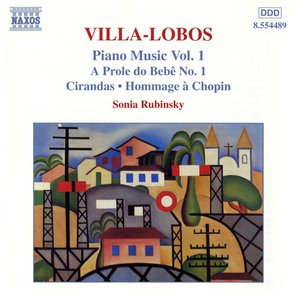 Image for 'VILLA-LOBOS: A Prole do Bebe, No. 1 / Cirandas'