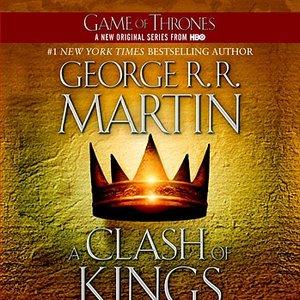 Bild für 'A Clash of Kings (read by Roy Dotrice)'