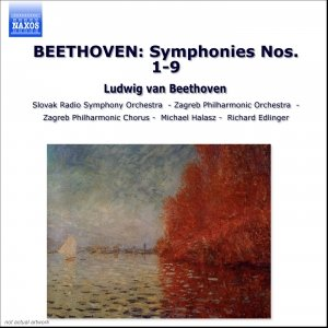 Image for 'Beethoven: Symphonies Nos. 1-9'