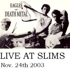 Image for 'Live @ Slims'
