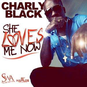 Image for 'She Loves Me Now - Single'