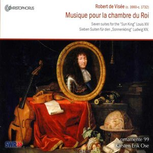 Image for 'Visee, R. De: Chamber Music'