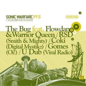 Image pour 'Sonic Warfare'