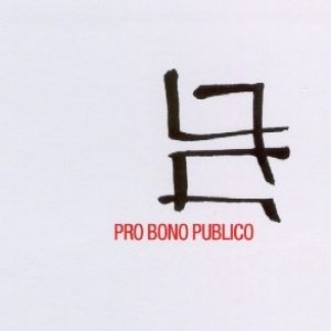 Image for 'Pro Bono Public'