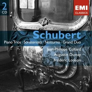 Image for 'Schubert:Complete Works for Piano Trio'
