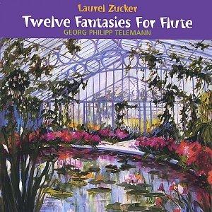 Image for 'Twelve Fantasies for Flute'