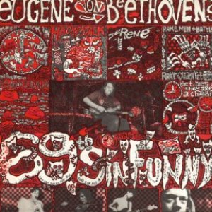 Image for 'Eugene Von Beethoven's 69th Sin Funny'