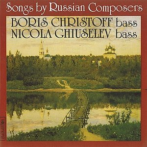 Image pour 'Songs by Russian Composers'