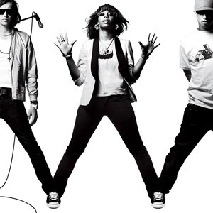 Image for 'Santogold, Pharrel Williams & Julian Casablancas'