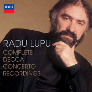 Image for 'Radu Lupu: Complete Decca Concerto Recordings'