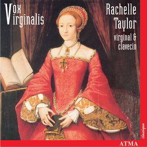 Imagen de 'Vox Virginalis - English Keyboard Music Under the Tudor and Stuart Reigns'