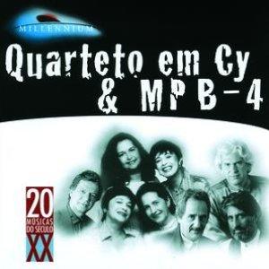 Image for '20 Grandes Sucessos De Quarteto Em Cy & Mpb-4'