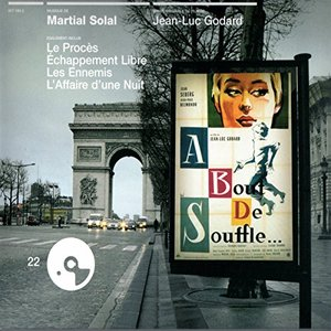Image for 'A bout de souffle (Breathless) [Original Soundtrack] [1959]'