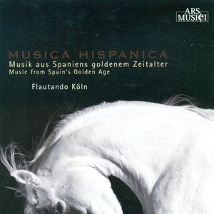 Image for 'Recorder Music (Spanish) - Ortiz, D. / Escobar, P. De / Ponce, J. / Festa, C. / Cabezon, A. De'