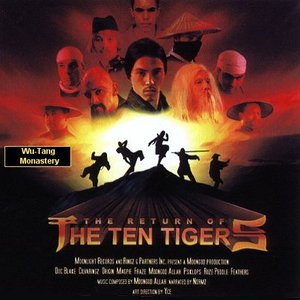 Image for 'The Return of The Ten Tigers'