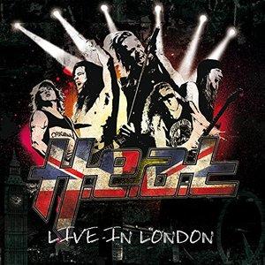 Immagine per 'Live in London'
