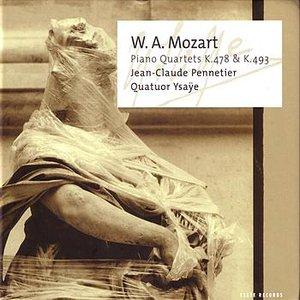 Bild für 'Mozart: Piano Quartets K.478 & K.493'
