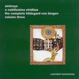 Image for 'Hildegard Von Bingen: Complete Hildegard Von Bingen (The), Vol. 3 - O Nobilissima Viriditas'