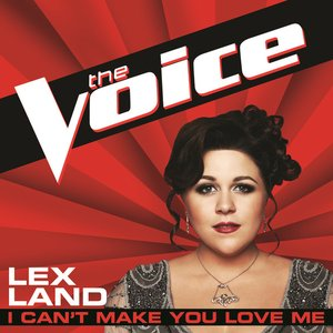 Bild für 'I Can't Make You Love Me (The Voice Performance) - Single'