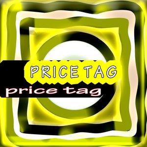 price tag歌谱