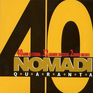 Image for 'Nomadi Quaranta (disc 1)'