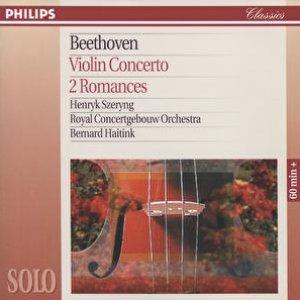Imagem de 'Beethoven: Violin Concerto; Violin Romances Nos.1 & 2'
