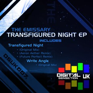 Image for 'DSUK007 - The Emissary - Transfigured Night EP (Inc. Aeron Aether & Future Perfect Remixes)'