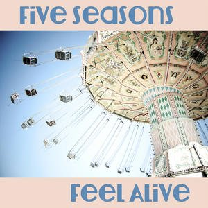 Image for 'Feel Alive'