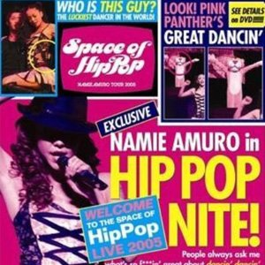 Image for 'Space of Hip-Pop -namie amuro tour 2005-'