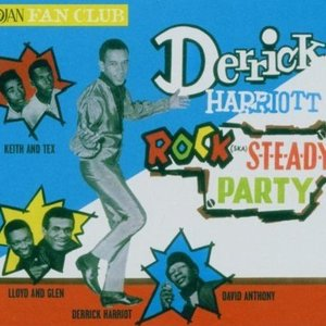 Image for 'Derrick Harriott's Rocksteady Party'
