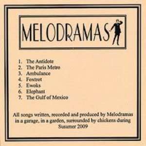 Image for 'Melodramas'