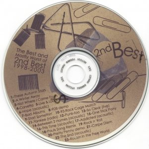 Image for 'The Best And Mostly Worst of 2nd Best 1998-2003'