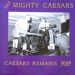 Bild für 'Caesars Remains'