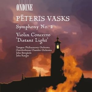 Image for 'Symphony N°2 - Violin Concerto 'Distant Light' - Tampere Philharmonic Orchestra'
