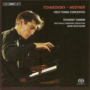 Image for 'Tchaikovsky; Piano Concerto No. 1 / Medtner: Piano Concerto No. 1 / Liebliches Kind!'