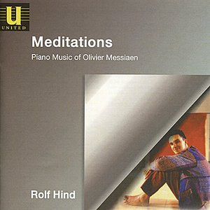 Image for 'Messiaen: Meditations'