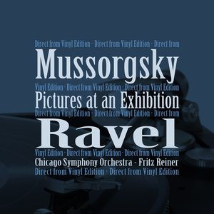 Image for 'Mussorgsky & Ravel: Pictures at an Exhibition'