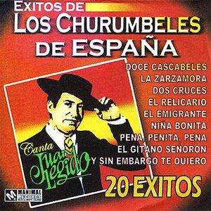 Imagen de 'Exitos de Los Churumbeles de España'