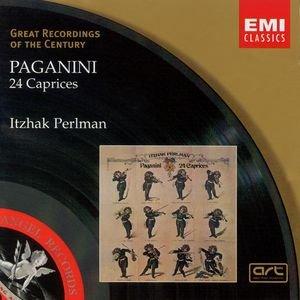 Imagem de 'Paganini: 24 Caprices for solo violin'