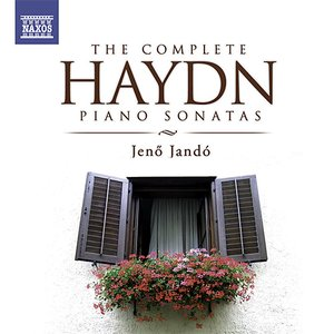 Image for 'Haydn: The Complete Piano Sonatas'