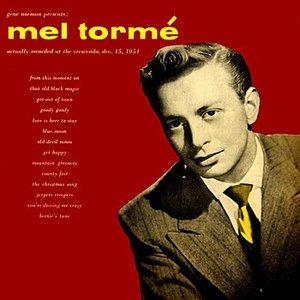 Image for 'Gene Norman Presents Mel Torme'