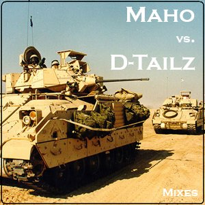 Image for 'Maho vs. D-Tailz: Mix Two'