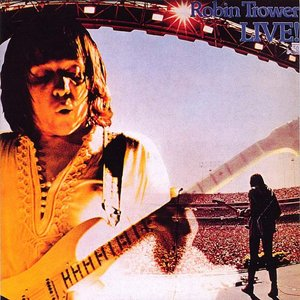 Image for 'Robin Trower Live!'